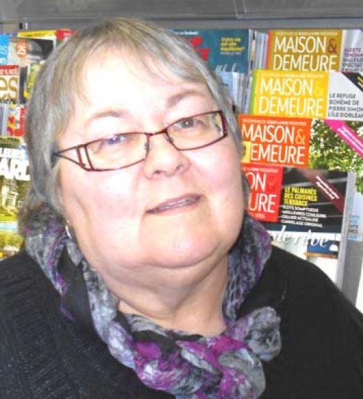 Kathleen Lafond au service de la culture