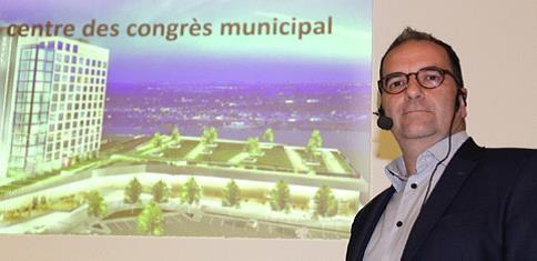 Centre des congrès de Saint-Hyacinthe