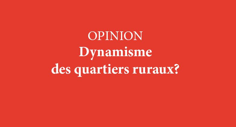 quartiers ruraux